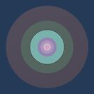 Concentric Circles #01 by iopan