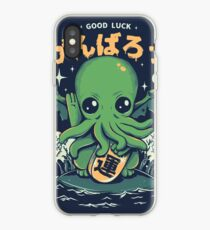 Good Luck Cthulhu iPhone Case