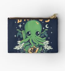 Good Luck Cthulhu Zipper Pouch