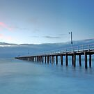 Point Lonsdale Jetty by RichardIsik