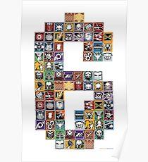 Rainbow 6: Operators Poster