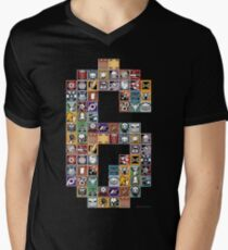 Rainbow 6: Operators Men's V-Neck T-Shirt