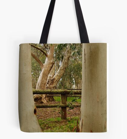 Old Cattle Yard,Davies High Plains.Victorian High Country Tote Bag