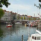 Middelburg (The Netherlands) by Minne