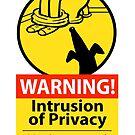 Intrusion hazard sign by RichSkipworth