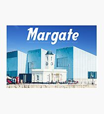 #18: Margate's Turner Contemporary and Droit House Photographic Print