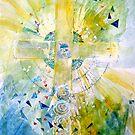 Celtic Cross by Shoshonan