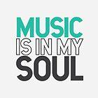 Musik ist in meiner Seele von Lightfield