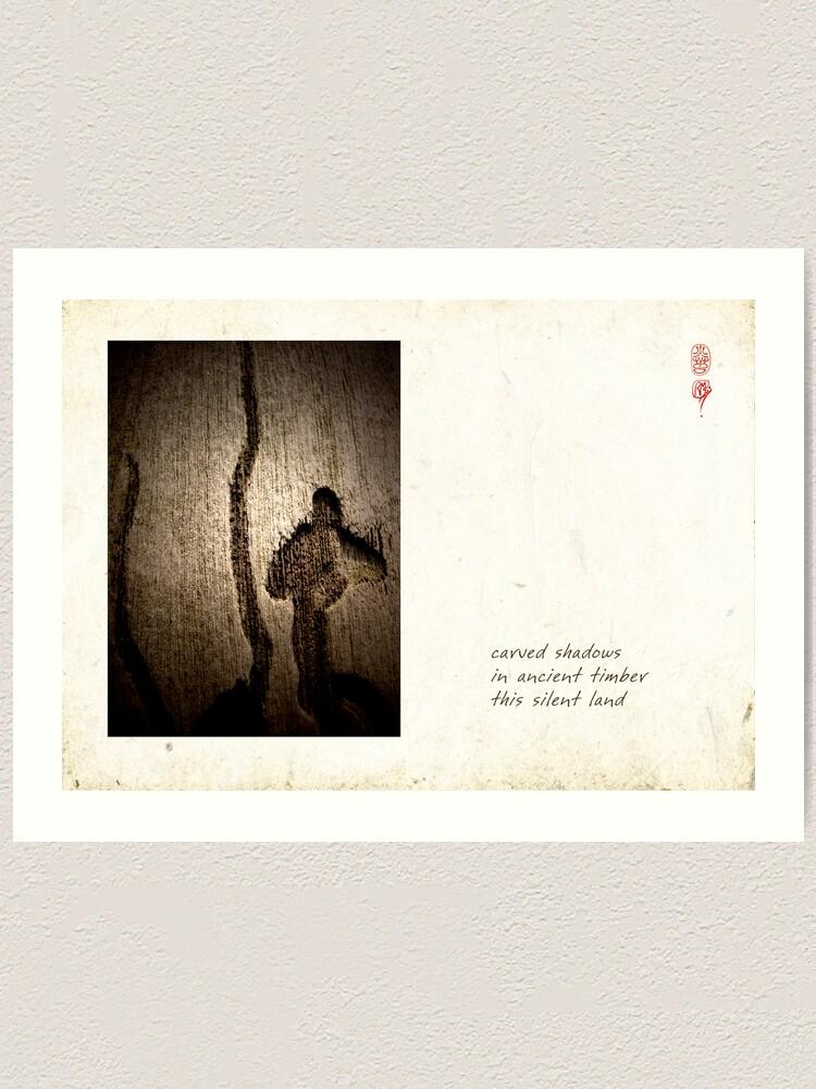 Alternate view of Silent Land Art Print