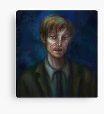 Remus Lupin Canvas Print