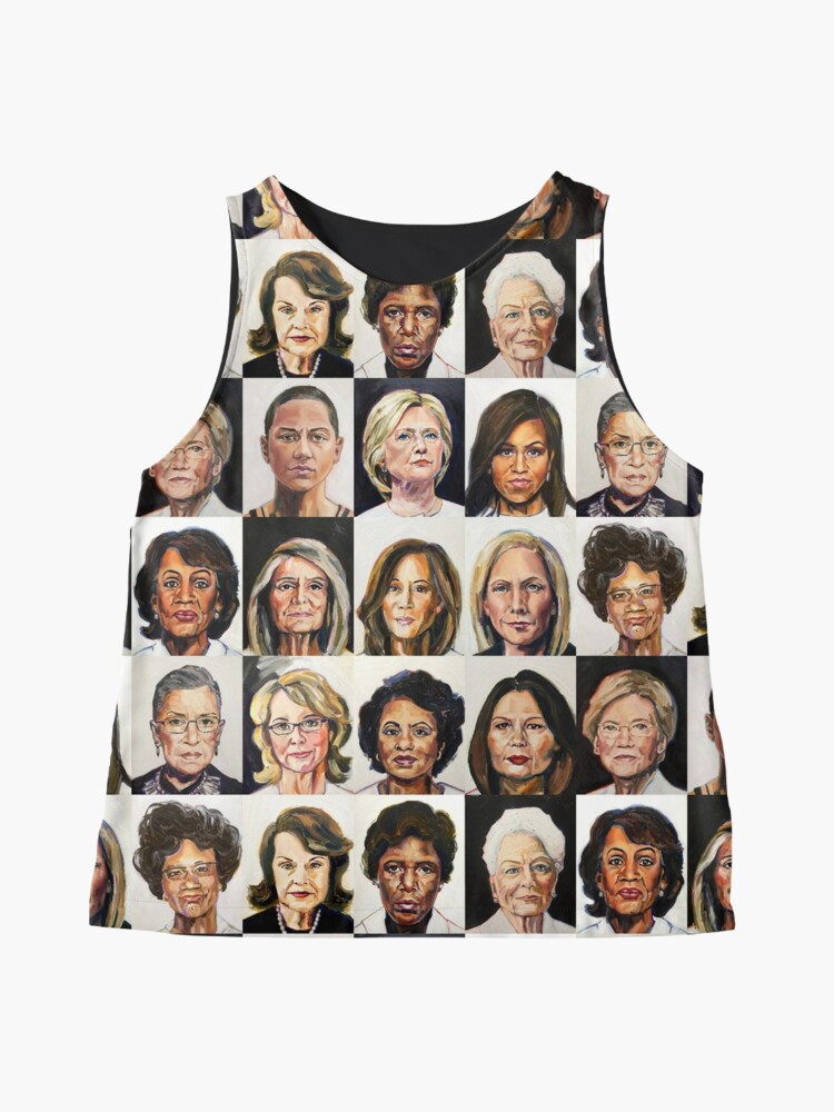 Alternate view of Sheroes Sleeveless Top