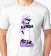 Camiseta unisex Chica japonesa estética 6
