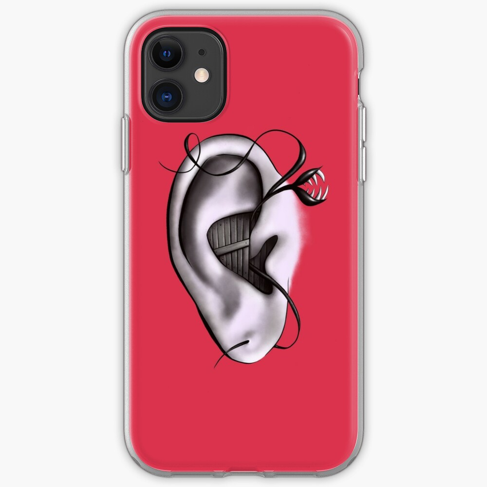 Ear Monster Weird Art iPhone Case & Cover