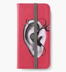 Ear Monster Weird Art iPhone Wallet/Case/Skin