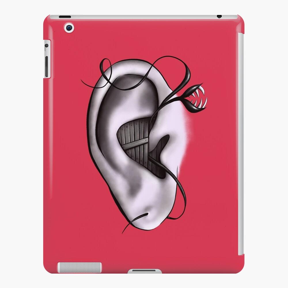 Ear Monster Weird Art iPad Case & Skin