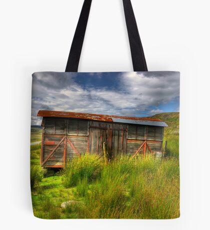 Abandoned Wagon #2 Tote Bag