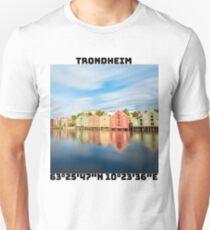 Trondheim Co-Ordinates Unisex T-Shirt