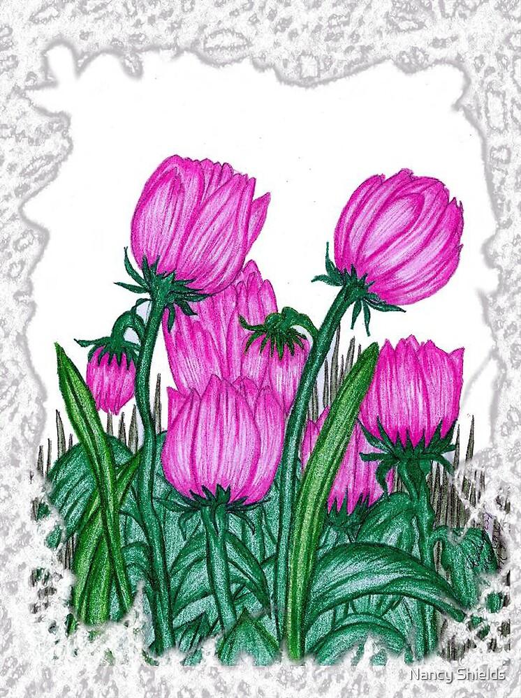 In The Pink by Nancy Shields