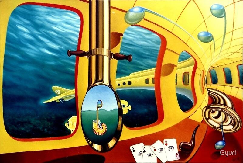 yellow submarine by Gyuri