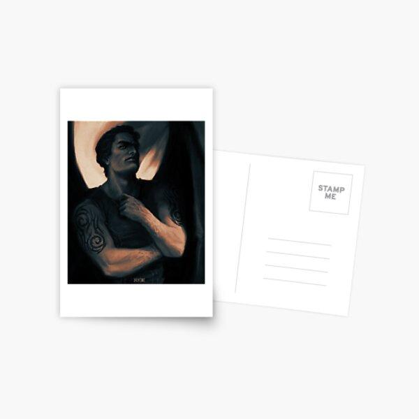 Azriel Shadowsinger Carte postale