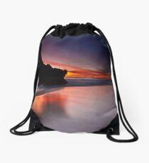 Outcrop Beach Drawstring Bag