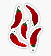 Chillies Sticker