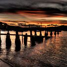 Pier Support - Clareville, Sydney - The HDR Experience by Philip Johnson