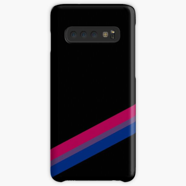 Bisexual (stripe) | Phone Case Samsung Galaxy Snap Case