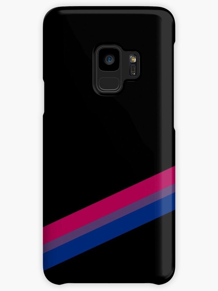 Bisexual (stripe) | Phone Case by Dani Weber