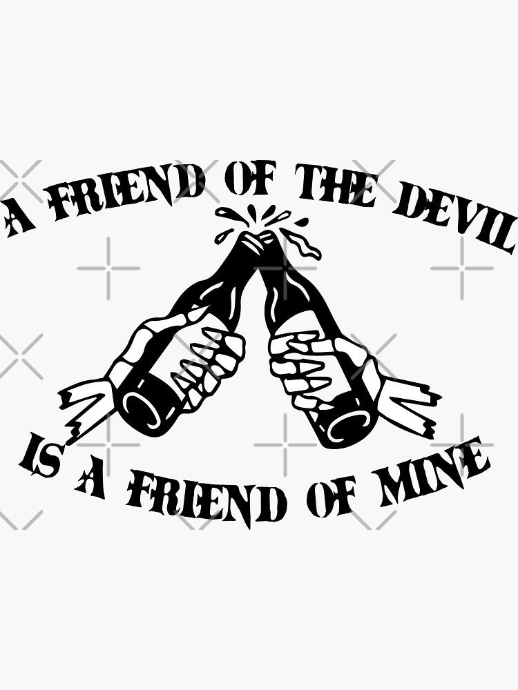 Freund des Teufels von shaylikipnis