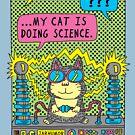 «Cat Science» de jarhumor