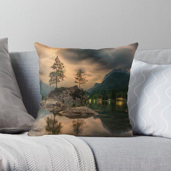 Beautiful natural spectacle Throw Pillow