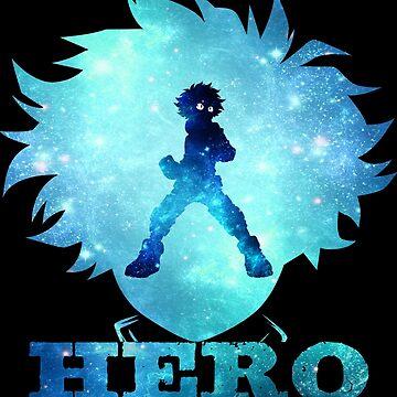 Deku Hero Academia by HEARTBEATS