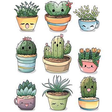 «plantes mignonnes» par peppefrpep