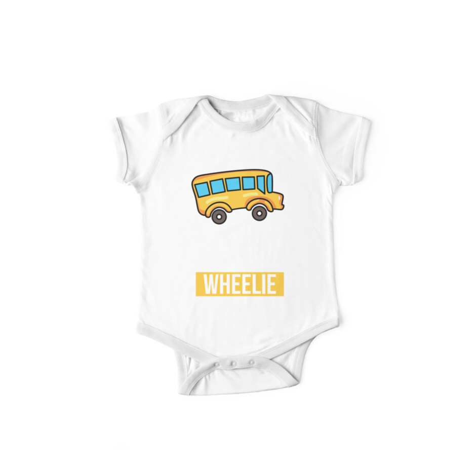 Bus Driver Thank You Wheelie Great Birthday Gift Idea By Haselshirt