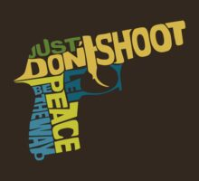 just don't shoot: colour