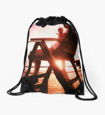 Langs Drawstring Bag