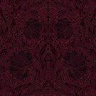 Dark Tapestry - Flame Garden by Etakeh