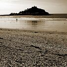 St Micheal's Mount by Wayne Holman