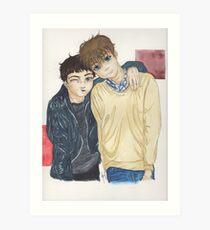 Gramon 1 Art Print