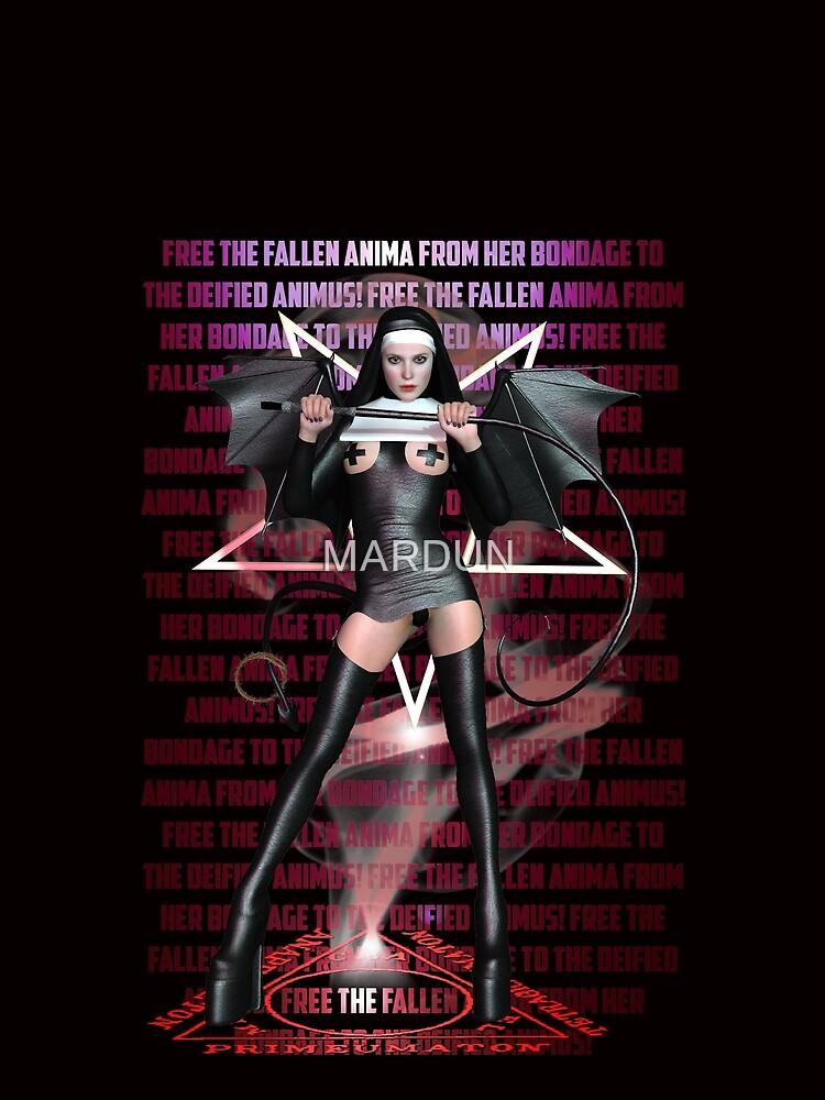 Free The Fallen Anima by MARDUN