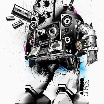 Audio Chaos by GDubz22
