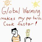 Global Warming! by weirdpuckett