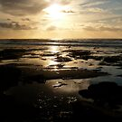 """""""Clouds Over Tide pools"""" by Tim&Paria Sauls"""