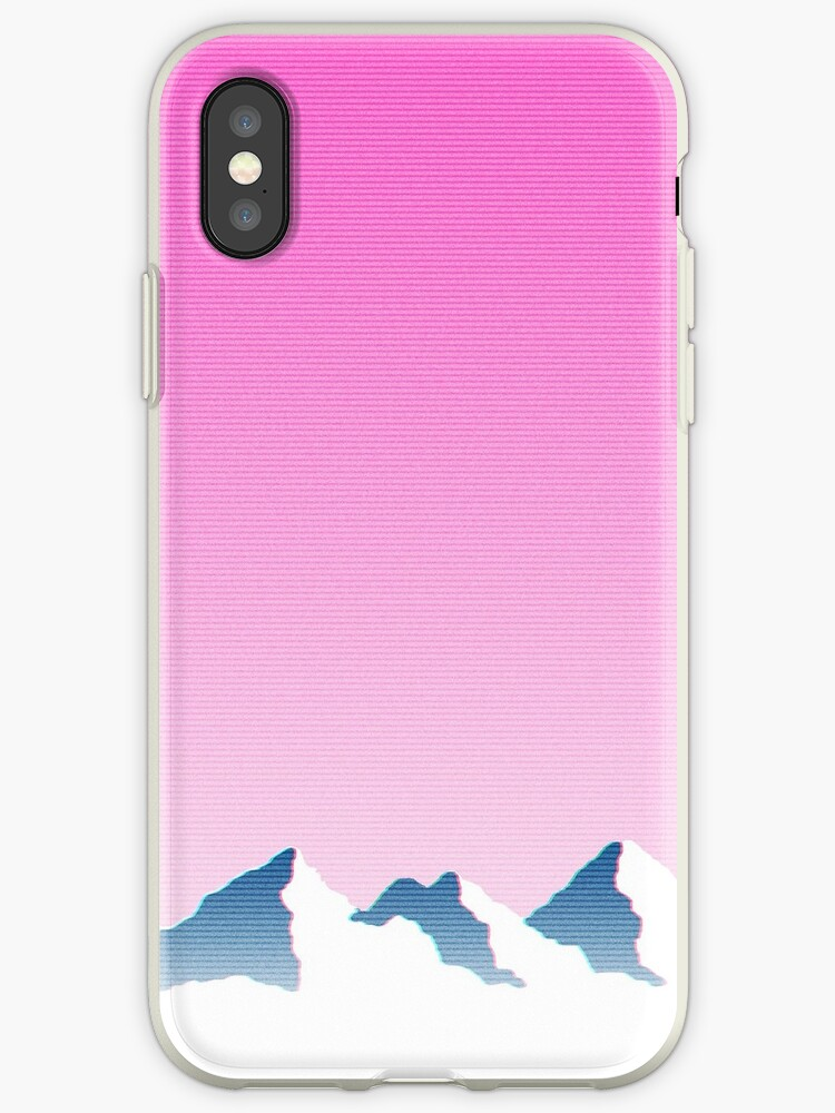 buy popular f64d4 62a49 'Evian Vaporwave Phone Case' iPhone Case by thomasesmith