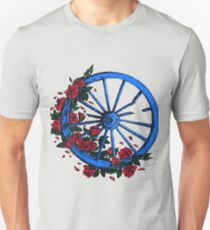 Grateful Dead Wheel Unisex T-Shirt