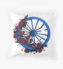 Grateful Dead Wheel Floor Pillow