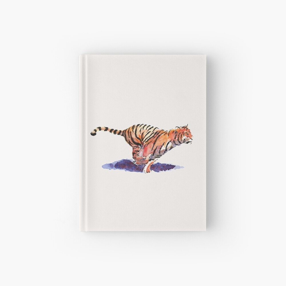 The Tiger Hardcover Journal