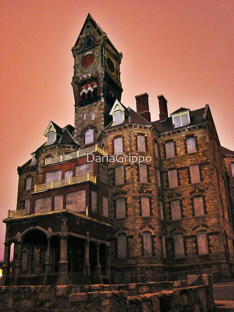 Clocktower Hospital by DariaGrippo