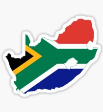 SOUTH AFRICA! Sticker